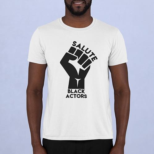 Salute Series Black Actors T-shirts