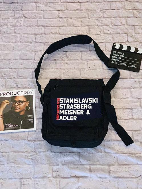 Messenger Bag: Method To This