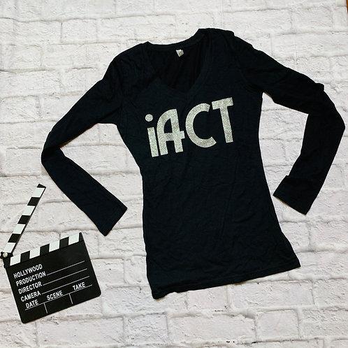 iACT: Silver  w/ Logo