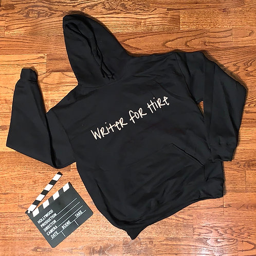 Writer for Hire: Hoodie