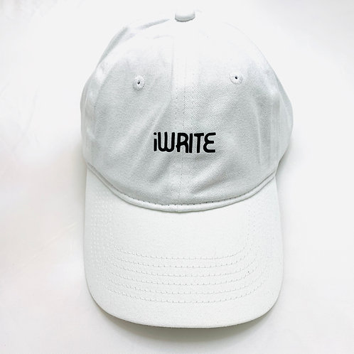 iWRITE Hat (W)