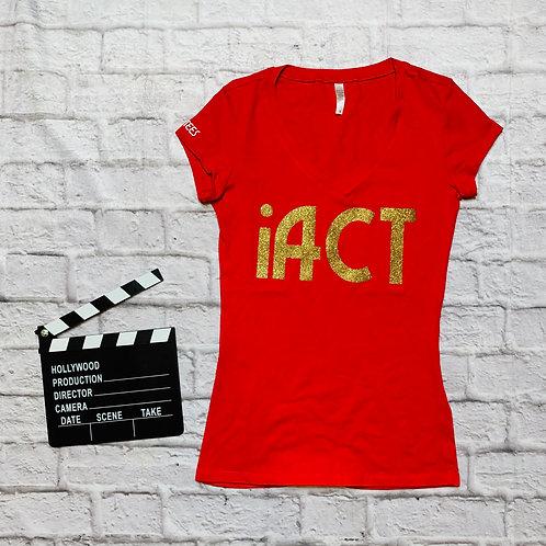 iACT: Gold w/ Logo
