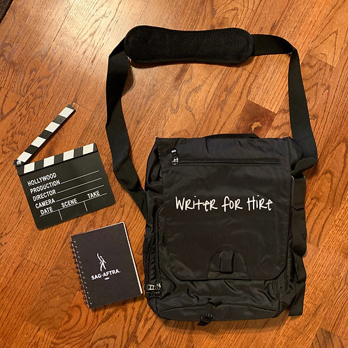 Messenger Bag: Writer for Hire