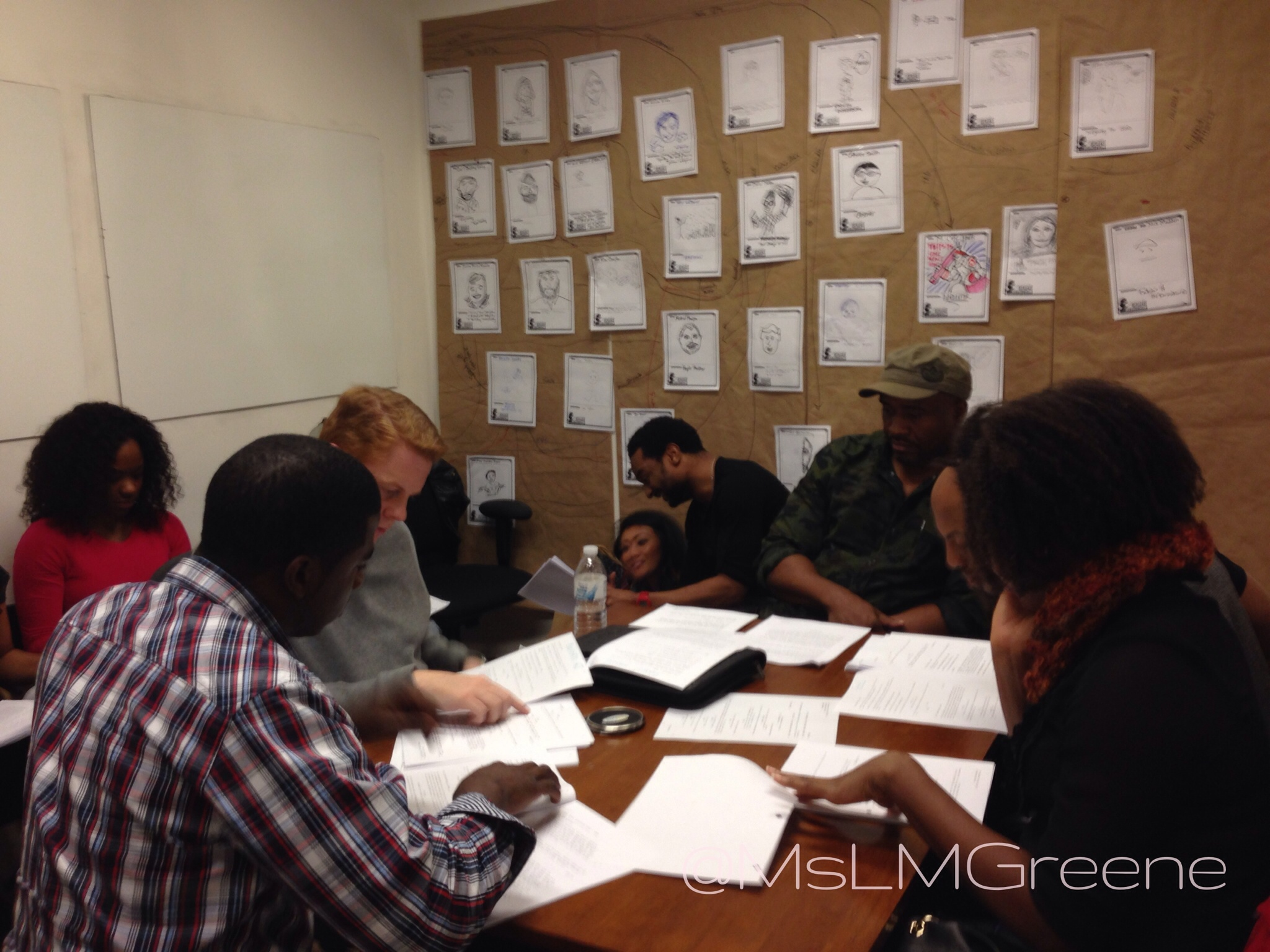 ATL Law Script Read