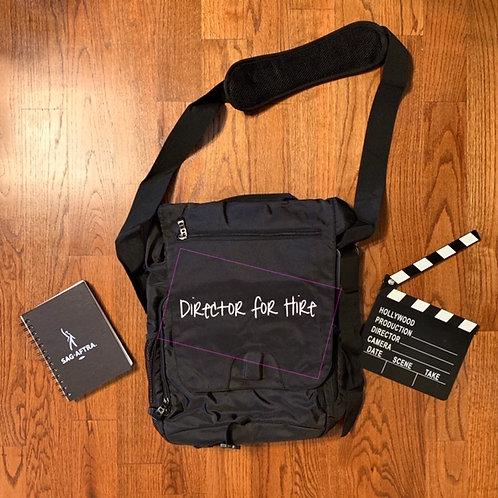 Messenger Bag: Director for Hire