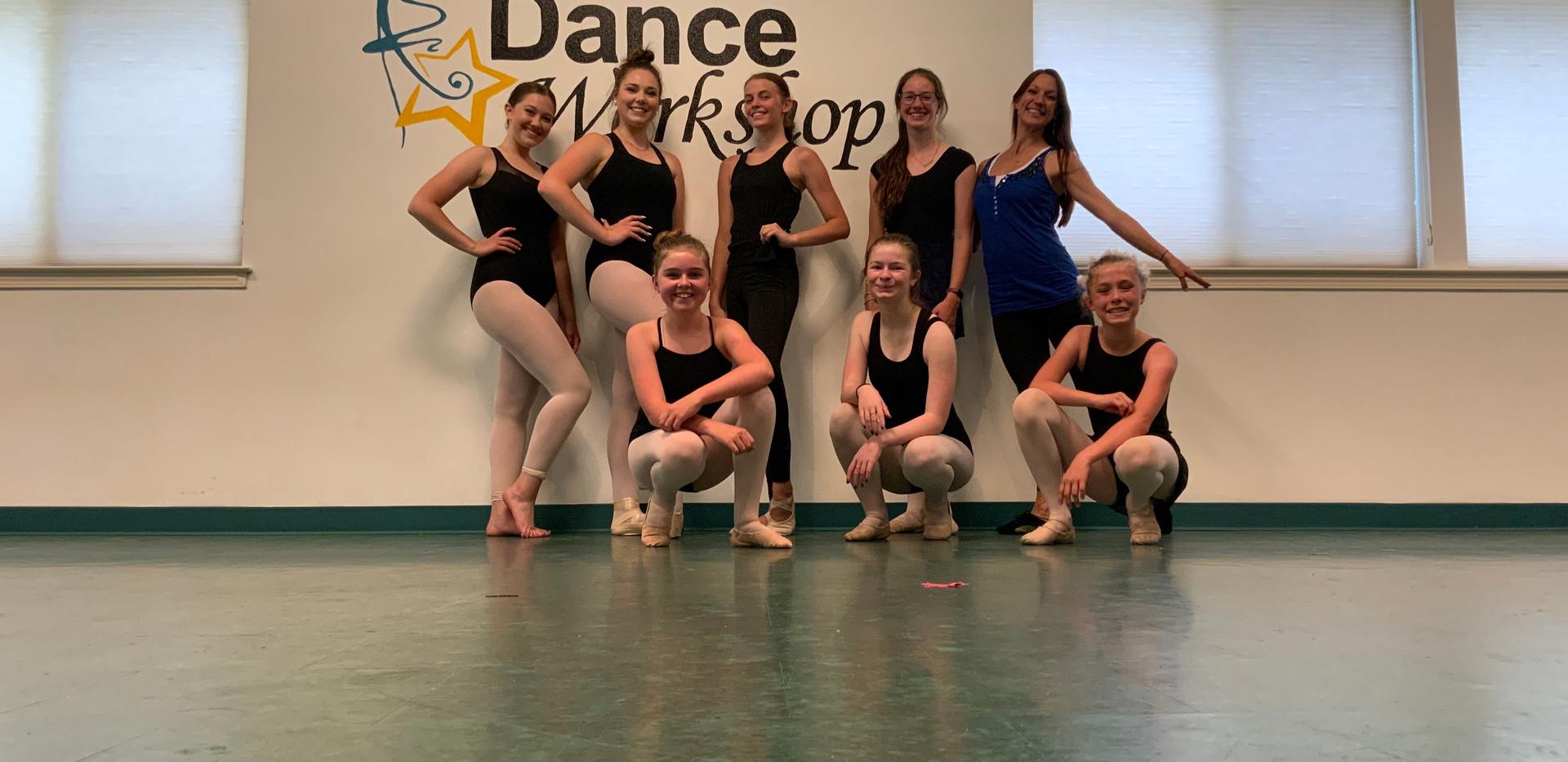 Level 4 Ballet