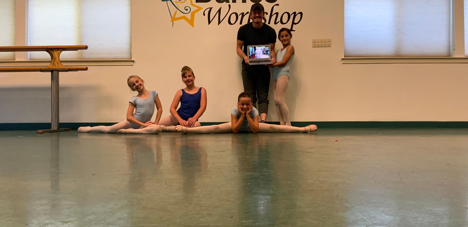 Level 2 & 2A Ballet