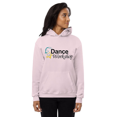 Adult Unisex fleece hoodie