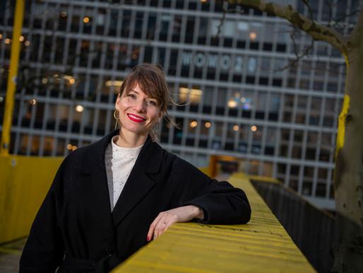 Co-founder Kelly is Rotterdammer van de week!