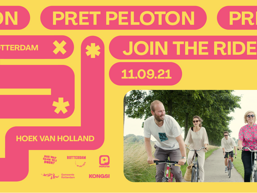 Pret Peloton 2021: hét social ride festival van deze zomer