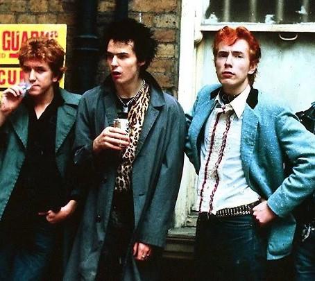 Sex Pistols: này thì Punk Anh Quốc