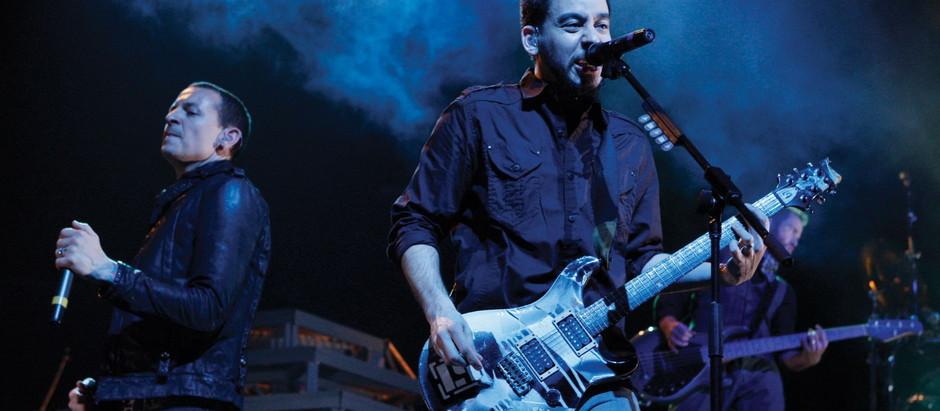 Mike Shinoda rap về hiện thực