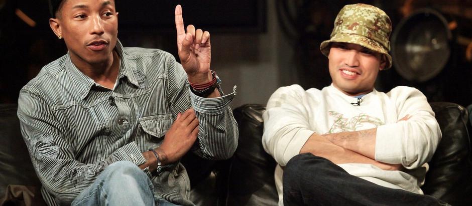 Pharrell Williams + Chad Hugo: tương phản tạo nên khác biệt