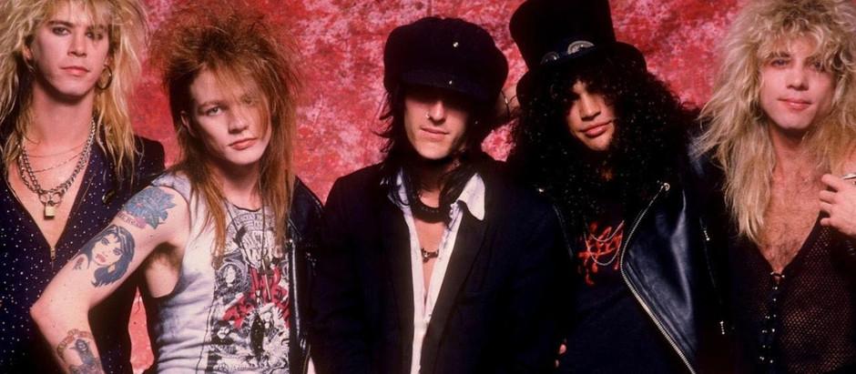 Guns N' Roses: Hủy diệt thế giới (Pt. 1)