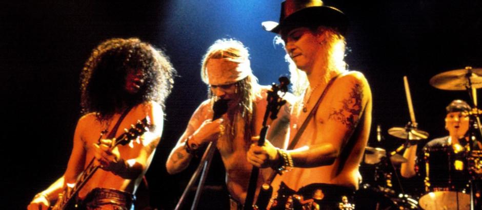 Guns N' Roses: Tự hủy hoại (Pt. 2)