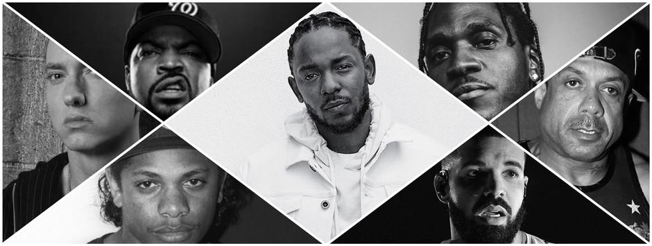 Mấy bài Diss gây sóng trong làng Hip Hop
