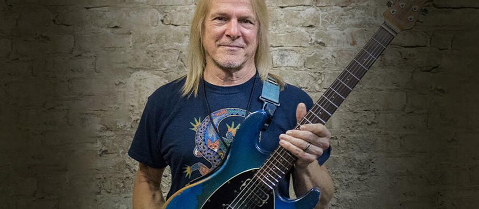 Steve Morse: 5 lần là cây guitar toàn năng nhất thế giới