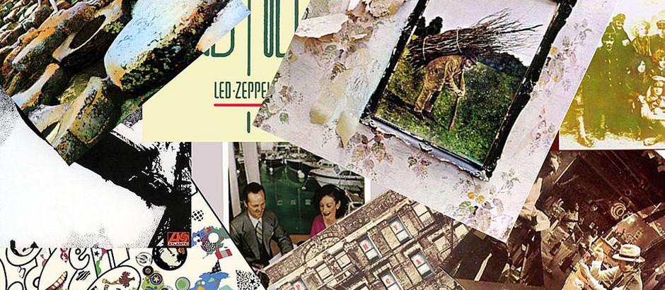 Bìa đĩa của Led Zeppelin có gì hot?
