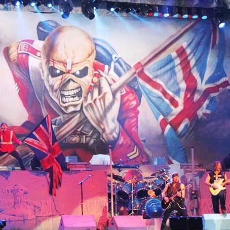 Iron Maiden (pt. 1): Chiến tranh thì có gì hay ho?