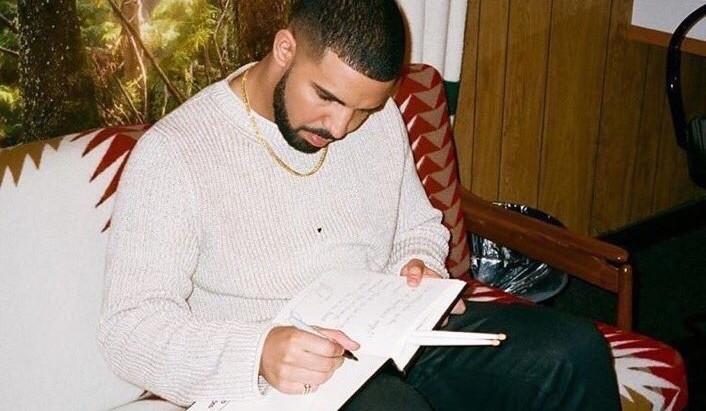"Drake có dùng ""Ghostwriter""?"