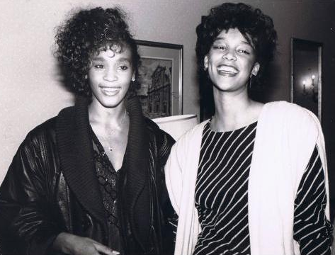 Julie Hall with Whitney Houston.png