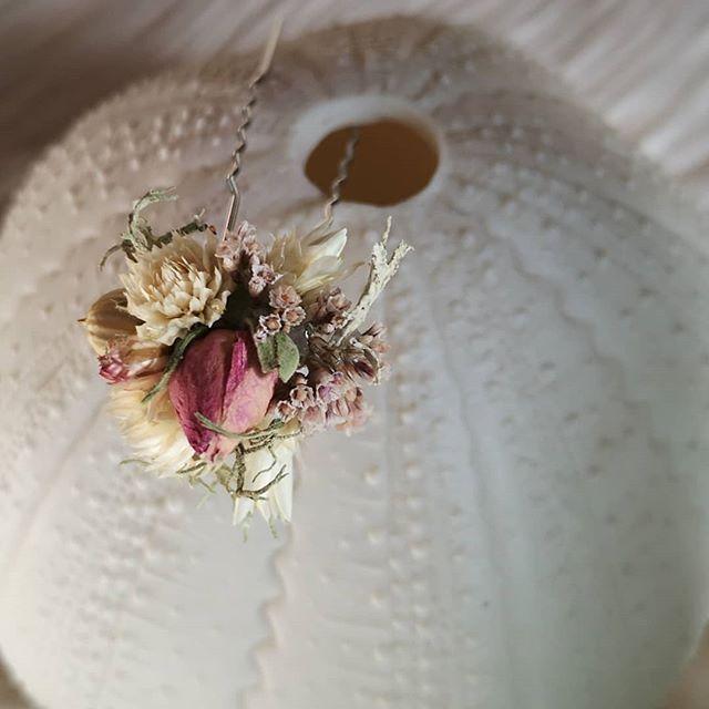 ✨Pic à chignon✨ Pic à chignon fleurs séc