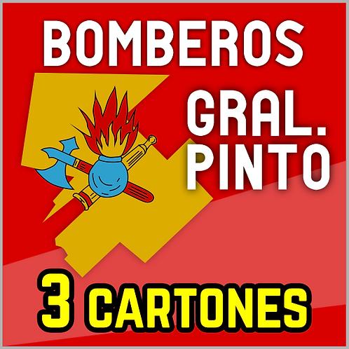 3 BOMBEROS