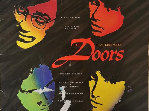 DOORS - LIVE 1968-1969