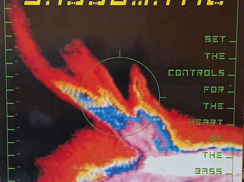 BASSOMATIC - SET THE CONTROLS
