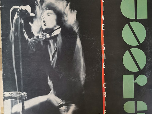 DOORS - ALIVE SHE CRIED