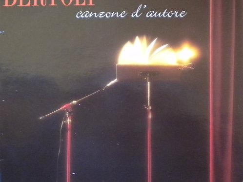 BERTOLI PIERANGELO - CANZONE D'AUTORE