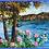 Thumbnail: Mother-Daughter Lake Winola Notecards (Set of 7)