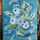 Thumbnail: Springtime Florals, 8x10in. Original Oil Painting on wood panel