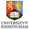 University of Birmingham Coat of Arm
