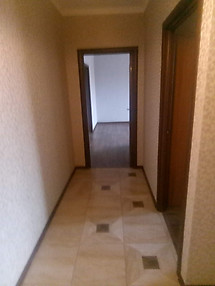 Стандартный капитальный ремонт 3-х комнатной квартиры