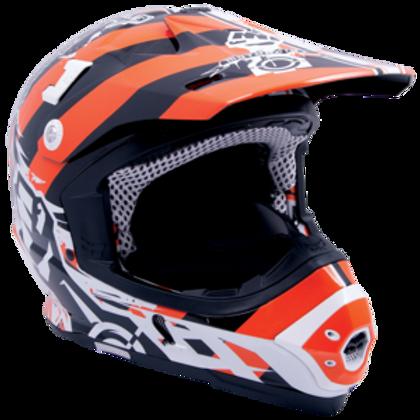 Magneto-Freerider Helmet
