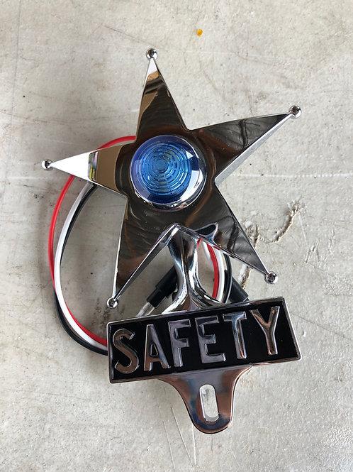 BLUE DOT SAFETY STAR