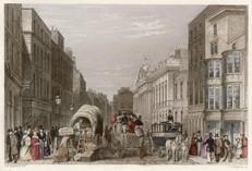 Leadenhall Street, London 1828.