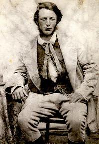 Ben Hall, bushranger and raider of the Nubrygyn Inn