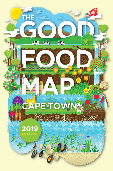 The Good Food Map / Cover Art