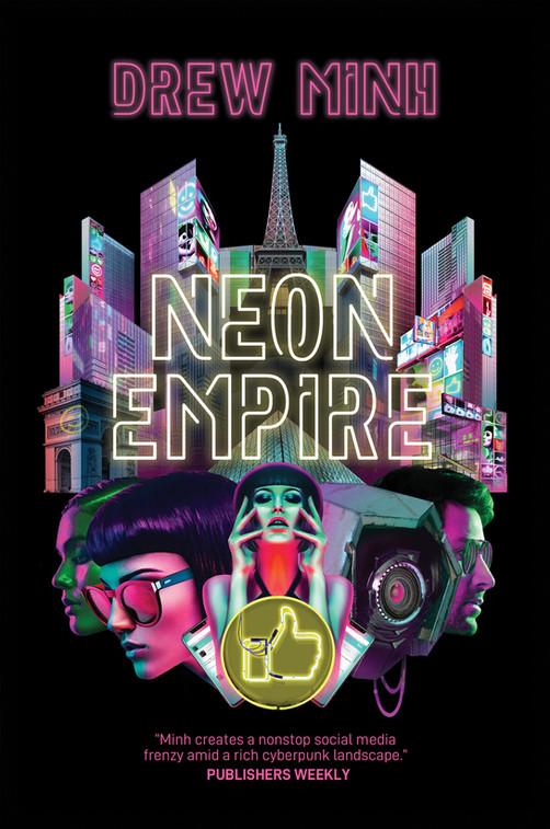 Neon Empire / US Edition
