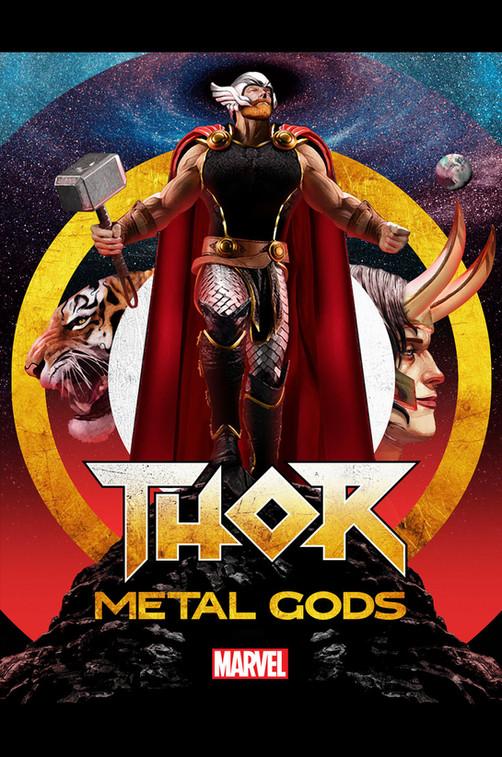 Thor: Metal Gods / For Serial Box