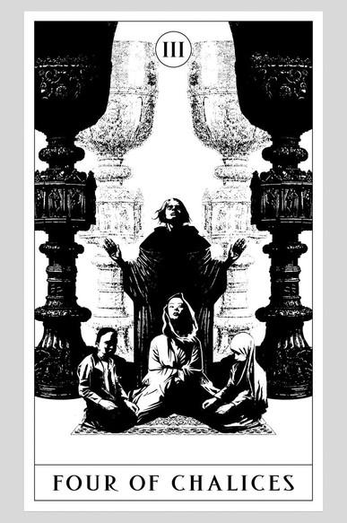 Spellslinger Promotional 'Tarot Cards'