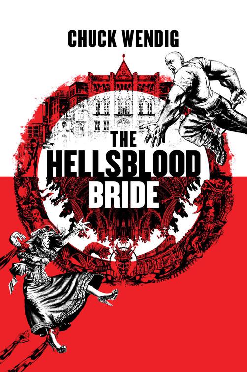 The Hellsblood Bride / Cover Art