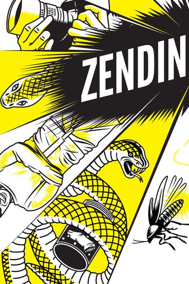 Zendingsdrang / Zoom