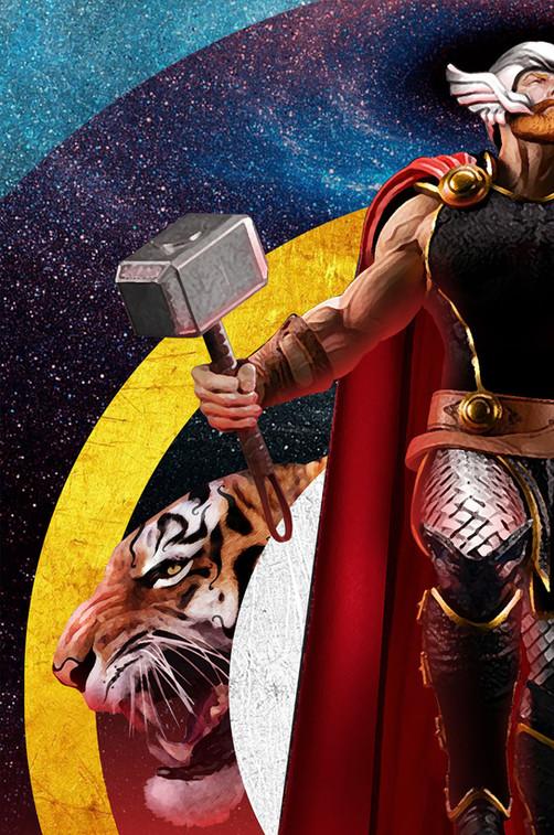 Thor: Metal Gods / Zoom