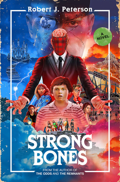 Strong Bones Front Cover