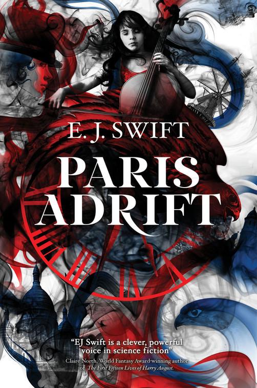 Paris Adrift / UK Edition