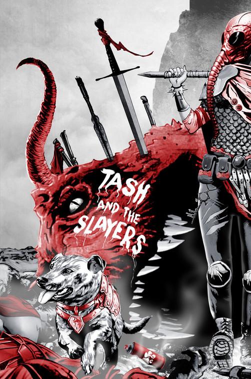 Tash and The Slayers / Zoom