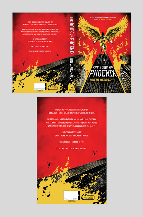 Full cover artwork for The Book Of Phoenix